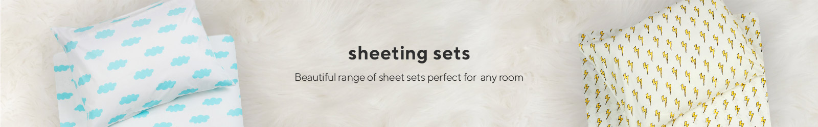 sheeting sets